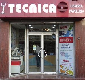 Librería Técnica C/ Jesuita Hdez. Pérez, 9