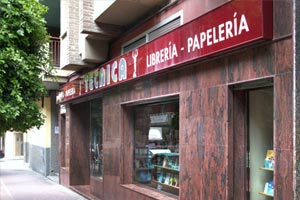 Librería Técnica C/ Estación, 6